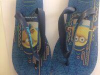Haviannas boys flip flops