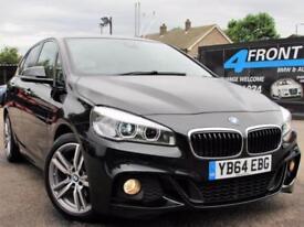 2015 BMW 2 SERIES 218D M SPORT ACTIVE TOURER 5DR 6 SPEED MANUAL DIESEL HATCHBACK
