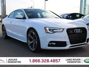 2016 Audi S5 3.0T Technik plus quattro Coupe - Local One Owner