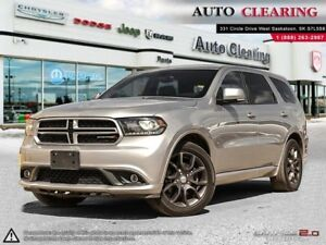 2017 Dodge Durango R/T / NAVIGATION / ROOF