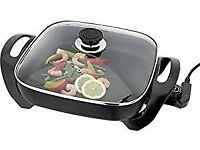 Electric multi cooker/frying pan