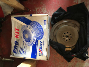 Kit clutch flywheel subaru 2.5.