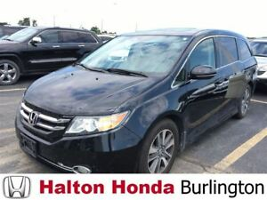 2014 Honda Odyssey TOURING/ LEATHER HEATED SEATS/ NAVIGATION