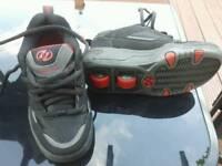 Kids heelys size 13