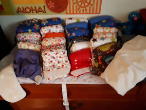 Complete diapering system