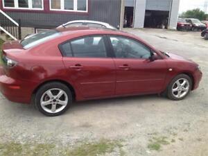 2008 Mazda 3 GT