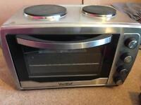 VonChef 36l convection mini oven & grill