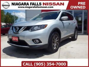 2016 Nissan Rogue SV AWD | PANORAMIC