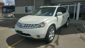 2006 Nissan Murano SL LEATHER SUNROOF AWD BOSE STEREO