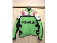 Kawasaki Motor Bike Jacket