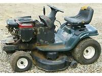 Cash paid for broken not working faulty Lawn Mowers Ride on Petrol Diesel Tractor