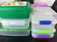 Systema Boxes for snack / picknick