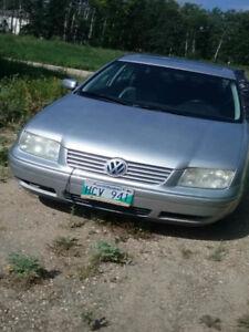 2001 Volkswagen Jetta for 950