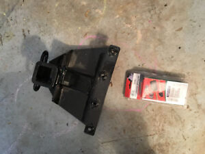 Tow hitch for Jeep Grand Cherokee