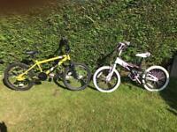 Bikes £20