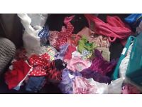 Bundle of girls 7-8 years clothing