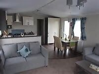 Brand New Static Caravan Showground Special Situated Scottish Borders With Clifftop Sea Views