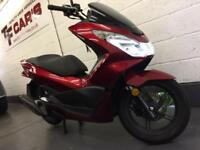2017 17 reg Honda PCX 125 EX2-H ...NEW''''''ONLY 100 miles FINANCE AVAILABLE