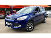 2014 Ford Kuga 1.6 EcoBoost Titanium 2WD Manual Petrol MPV