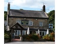 Chef Required - Nelson Inn