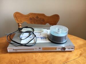 DVD Player with Record