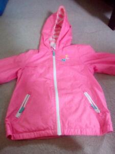 Girls jacket size 7