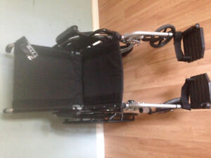 2 walkers, wheelchair, and bathtub bench for $400