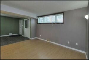 2 Bedroom Legal Basement w/t In-Suite Laundry and Heated Garage