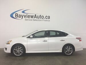 2013 Nissan SENTRA SR- 1.8L! ALLOYS! SPORT MODE! A/C! CRUISE!