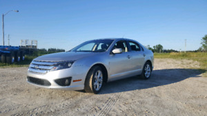 PRICE DROPPED FOR QUICK SALE! 2012 Ford Fusion. Saftied