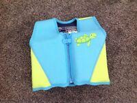 Swimming vest 18-25kgs £5.00