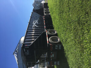 Super b trailers grain trailers load king