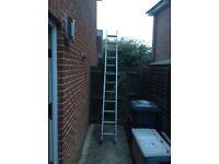 Aluminium Extension Ladder: Brand, Abru Starmaster