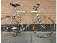 BSA Courier flat bar road bike good condition (city centre)