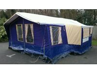 Conway Trailer Tent 6 berth