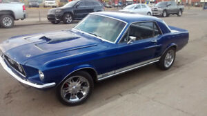 1967 Ford Mustang V8 A/T