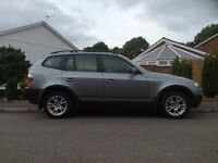 BMW X3 2.0 Diesel - Excellent condition inside and out with FSH