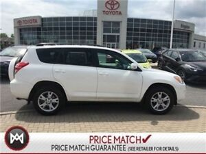 2012 Toyota RAV4 SUNROOF + ROOF RACKS! READY FOR ADVENTURE!