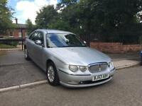 ROVER 75 CONNOISSEUR SPECIAL EDITION DIESEL AUTO FULL SERVICE HISTORY 12MOT 102k ONLY !! IMMACULATE