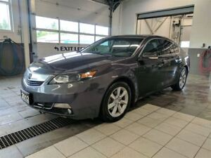 2012 Acura TL Leather - Sunroof - No Accidents!