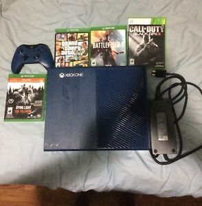 Xbox one mint condition forza 6 edition
