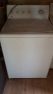 Kenmore Washer, and Inglis Dryer $100