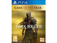 Dark Souls III GOTY edition PS4