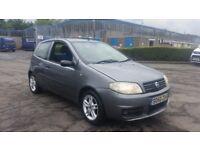 2004 (53 Reg) Fiat Punto 1.2 16v Active Sport 3dr For £595, 12 Months Mot on Sale