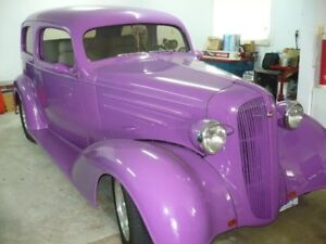 1936 Chevy 2 DR Coach - Reduced