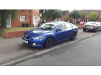 Mazda 6 ts2 2008 1owner car diesel may px swap bargain cheap