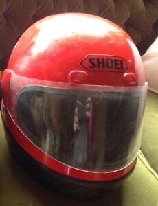 Full Face Shoei Helmet