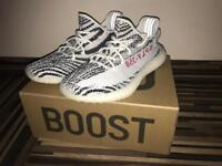 Yeezy Boost v2 Zebra UK 10.5