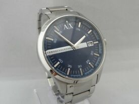 Mens armani exhange designer watch for sale