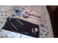 Medscope Stethoscope and WelchAllen blood pressure monitor